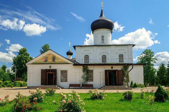 Church of George Victorious, Staraya Russa, Russia