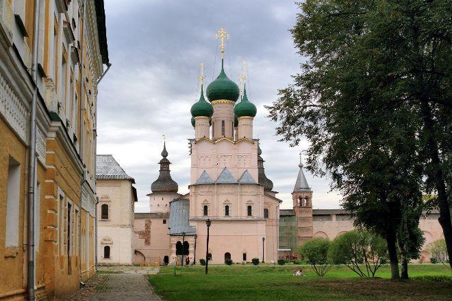 Church of St. John the Evangelist, Rostov, Russia