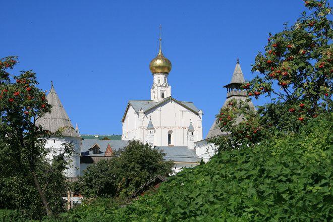 Church of the Saviour on Anteroom, Rostov, Russia