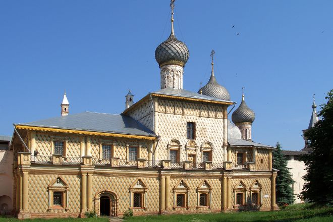 Church of the Virgin Hodegetria, Rostov, Russia