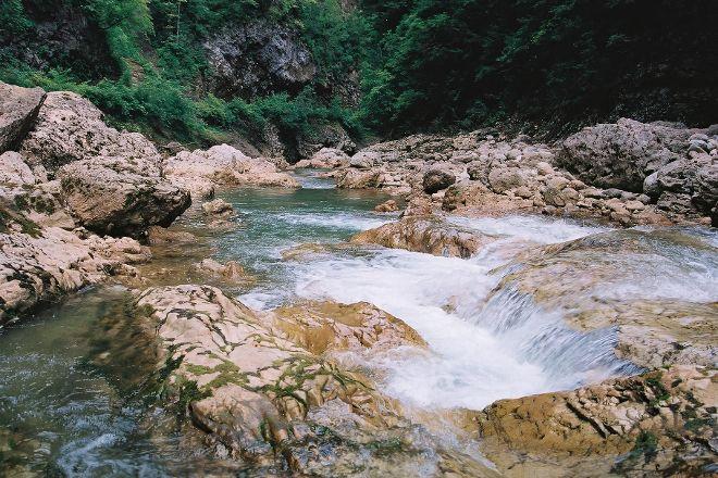 Guam Gorge, Guamka, Russia