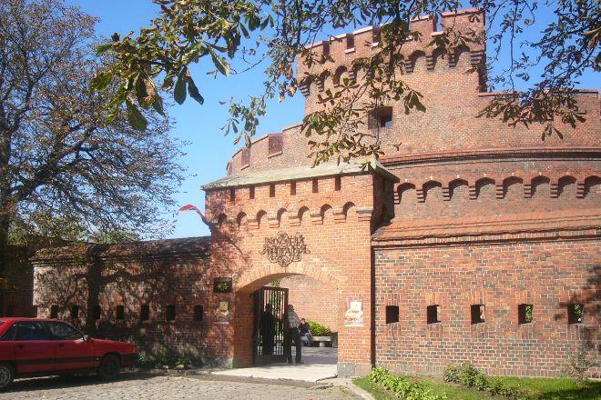 Amber Museum, Kaliningrad, Russia