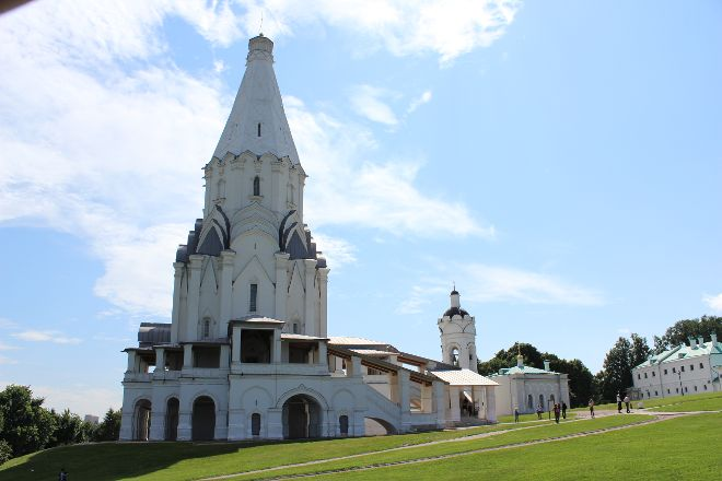 Kolomenskoye Historical and Architectural Museum and Reserve, Moscow, Russia