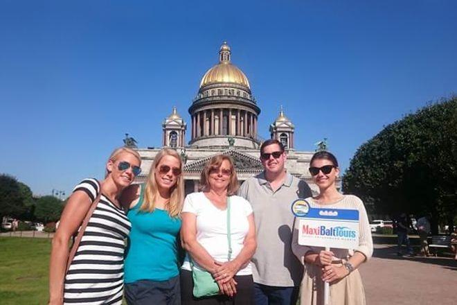 MaxiBaltTours, St. Petersburg, Russia