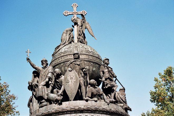 Millennium of Russia, Veliky Novgorod, Russia