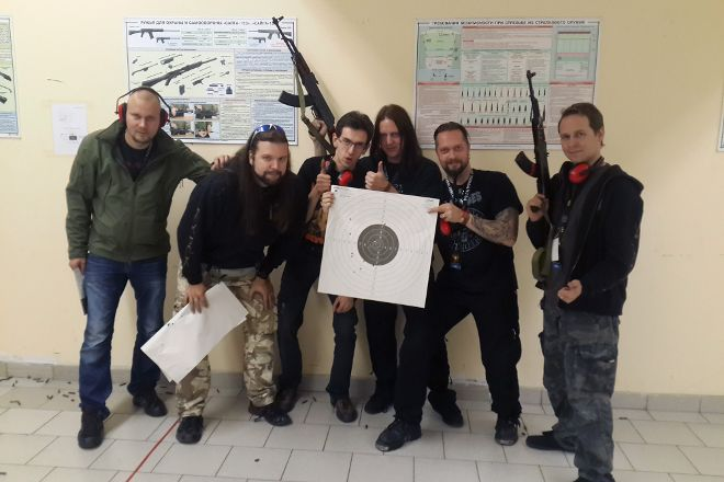 Moscow Gun Tours, Moscow, Russia