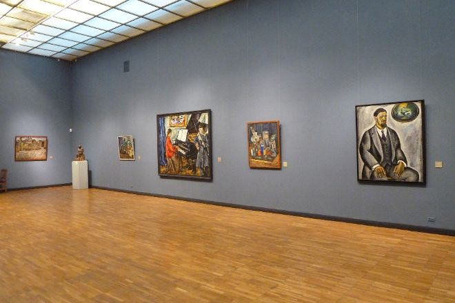 New Tretyakov Gallery, Moscow, Russia