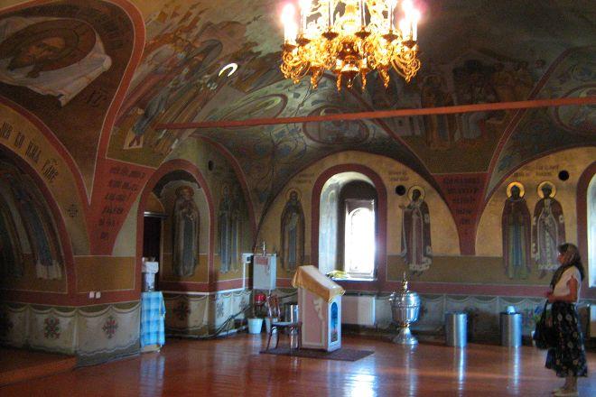 Voznesenskiy Pechyorskiy muzhskoy monastyr', Nizhny Novgorod, Russia