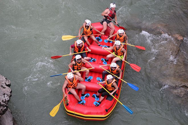 Rafting A, Dakhovskaya, Russia