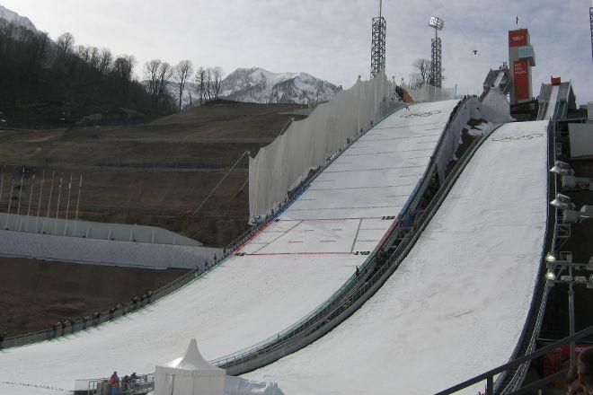 RusSki Gorki Jumping Center, Esto-Sadok, Russia