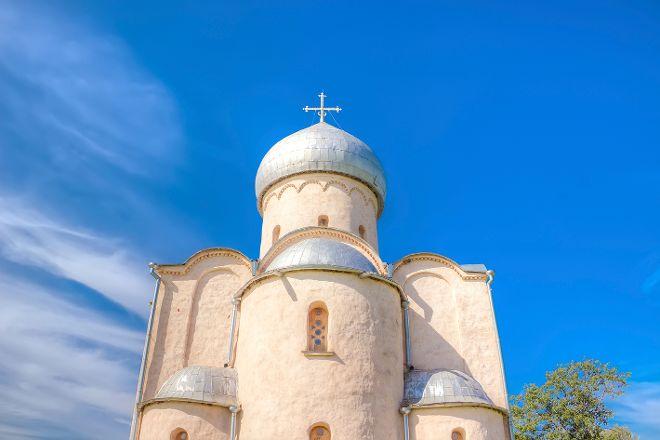 Tserkov' Spasa na Nereditse, Veliky Novgorod, Russia