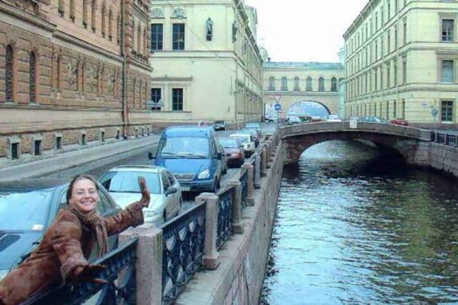 St. Petersburg Tour Guide - Anya, St. Petersburg, Russia