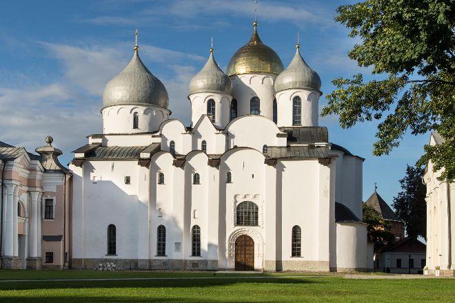 St. Sophia Cathedral, Veliky Novgorod, Russia
