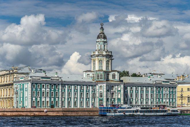 The Kunstkamera, St. Petersburg, Russia