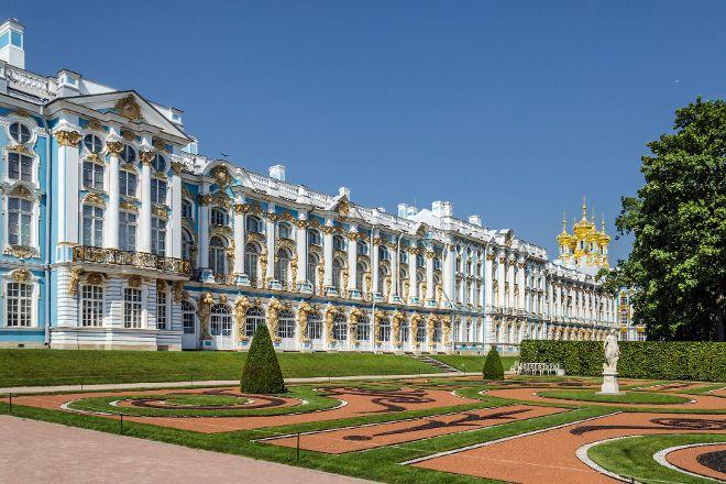 Tsarskoye Selo State Museum Preserve, Pushkin, Russia
