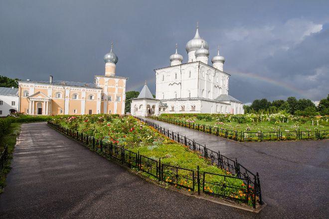 Varlaamo-Khutynsk Convent, Khutyn, Russia