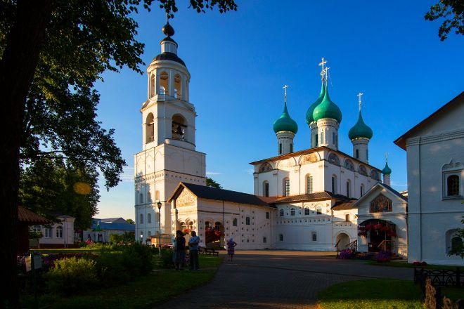 Vvedenskiy Tolga Convent, Yaroslavl, Russia