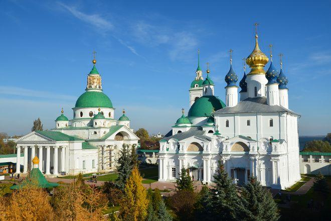 Yakovlevsky Savior Monastery, Rostov, Russia