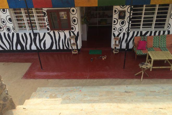 MAMA Rwanda Hostel, Kigali, Rwanda
