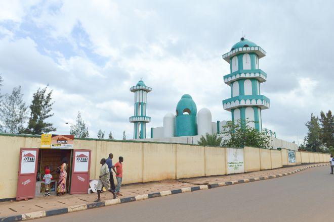 Muslim Quarter, Kigali, Rwanda
