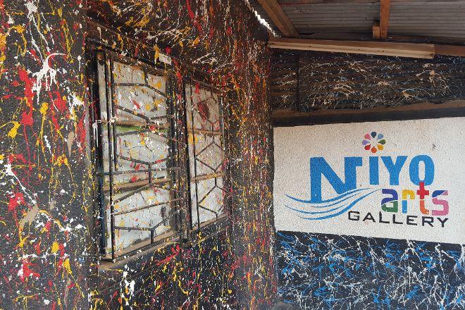 Niyo Arts Gallery, Kigali, Rwanda