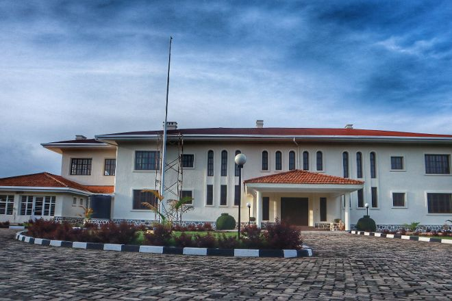The National Art Gallery, Nyanza, Rwanda