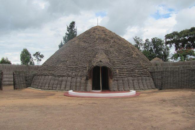 The Palace of King Mutara III Rudahigwa, Nyanza, Rwanda