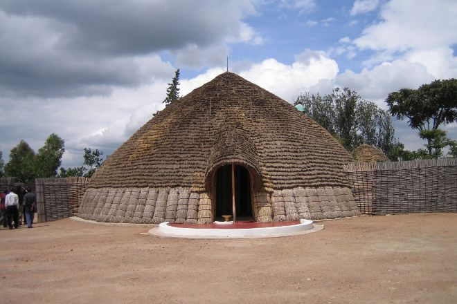 The Royal Palace, Nyanza, Rwanda
