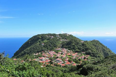 Windwardside, Windwardside, Saba