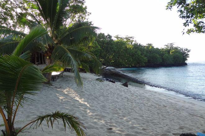Aganoa Beach, Savai'i, Samoa