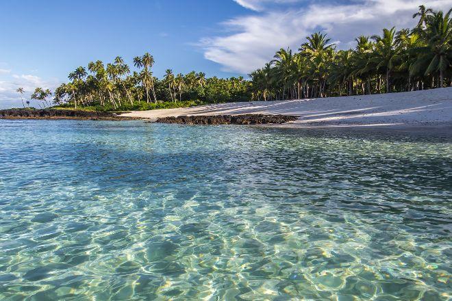 Lefaga Beach, Apia, Samoa