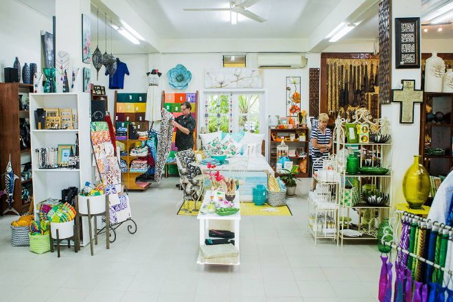 Pacific Jewell Gift Shop & Gallery, Apia, Samoa