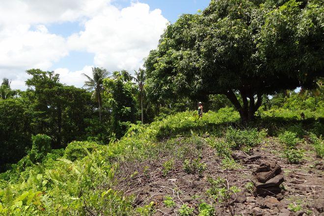 Pulemelei Ancient Mound, Savai'i, Samoa