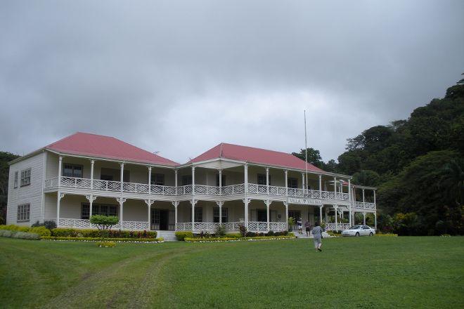 Robert Louis Stevenson Museum, Apia, Samoa