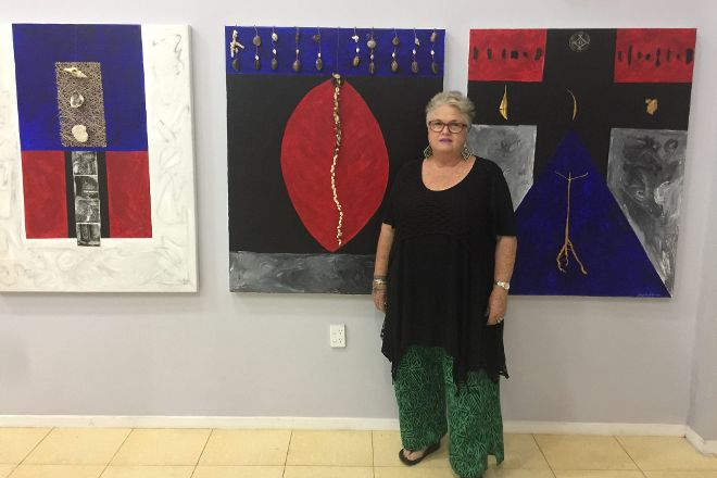 The Vanya Taule'alo Gallery, Apia, Samoa