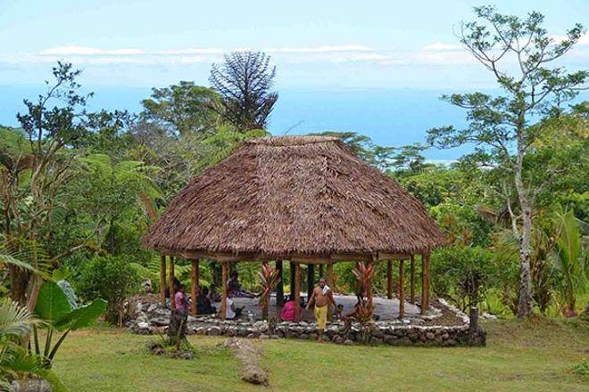 Tiapapata Art Centre, Apia, Samoa