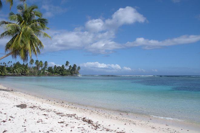 Vaiala Beach, Apia, Samoa