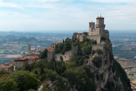Guaita, City of San Marino, San Marino
