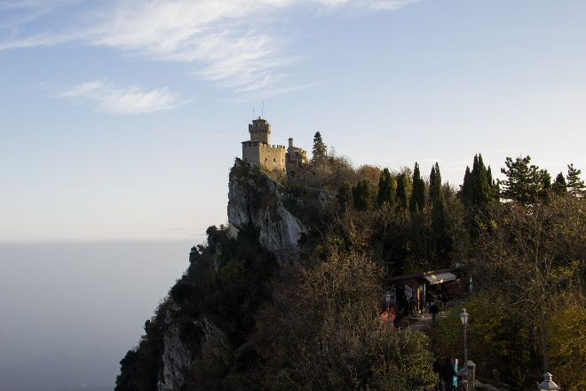 Cesta Tower, City of San Marino, San Marino