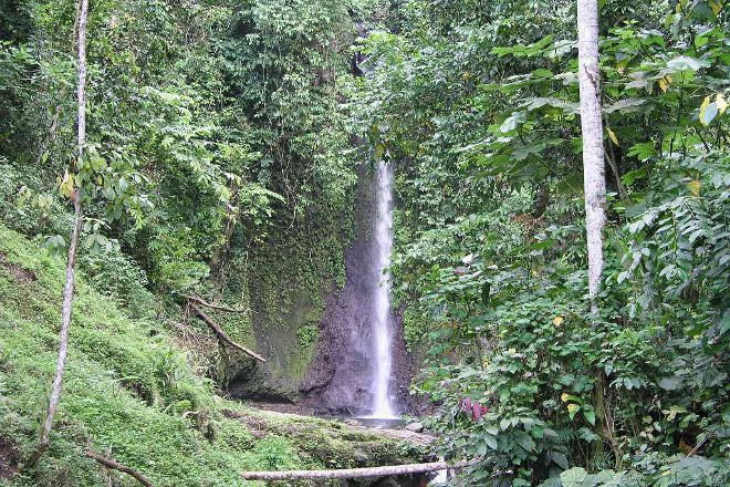 Bombaim Waterfalls, Bombaim, Sao Tome and Principe
