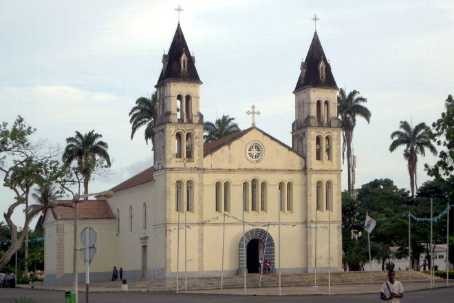 Se Catedral de Nossa Senhora da Graca de Sao Tome, Sao Tome, Sao Tome and Principe