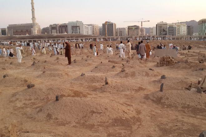 Jannatul Baqi, Medina, Saudi Arabia