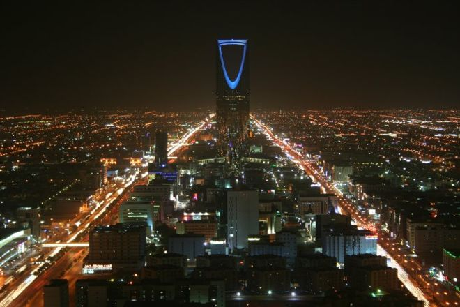 Kingdom Centre Tower, Riyadh, Saudi Arabia