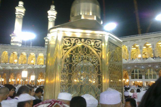 Station of Ibrahim, Mecca, Saudi Arabia