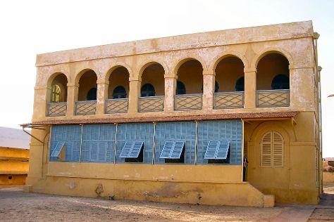 Fort de Podor, Podor, Senegal