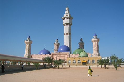 Great Mosque, Touba, Senegal