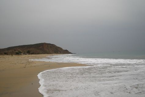 Plage Popenguine, Popenguine, Senegal