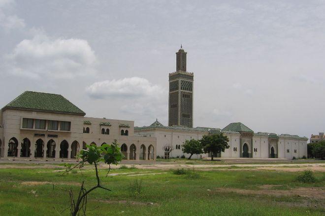 Grand Mosque of Dakar, Dakar, Senegal