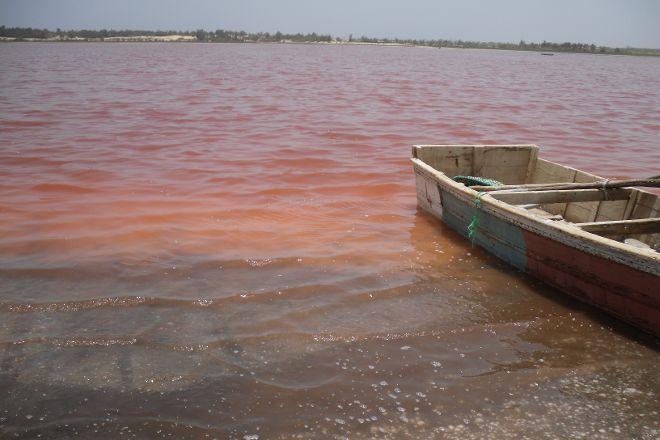Lago Rosa, Dakar, Senegal