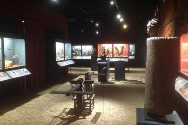 Musee Mahicao, Guilor, Senegal